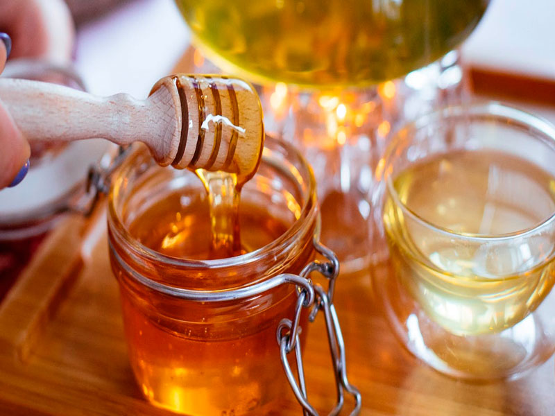 propiedades de la miel