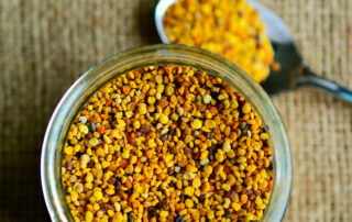 polen de abeja de El Colmenar de Valderromero