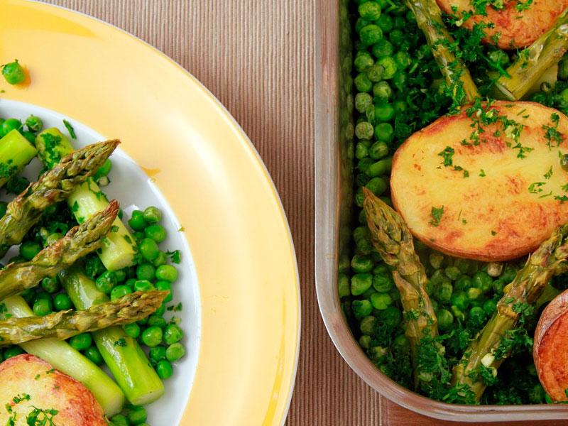 Recetas de verduras con miel - El Colmenar de Valderromero
