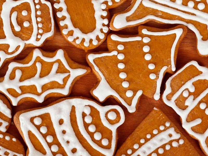Receta de galletas navideñas de miel de La Alcarria - El Colmenar de Valderromero