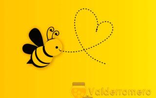 Regalar miel en San Valentín - El Colmenar de Valderromero