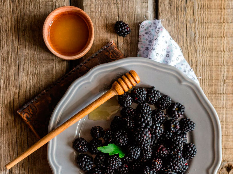 Miel para cuidarse en otoño - El Colmenar de Valderromero