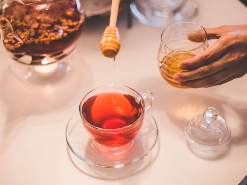 Miel para la garganta - El Colmenar de Valderromero